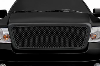 RI® - Bentley Style Black Mesh Grille Replacement