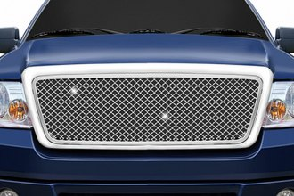 RI® - Bentley Style Chrome Replacement Mesh Grille