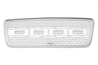 RI® - Raptor Style Chrome Grille