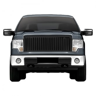 RI® - Black Thin Vertical Bar Style Billet Grille