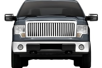 RI® - Lincoln Vertical Style Chrome Replacement Grille