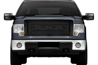 RI® - Inspired Raptor Style Black Replacement Grille