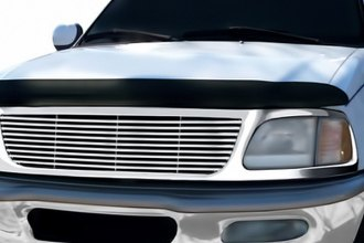 RI® - Black Horizontal Style Replacement Billet Grille