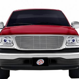 RI® - Horizontal Bar Style Billet Grille