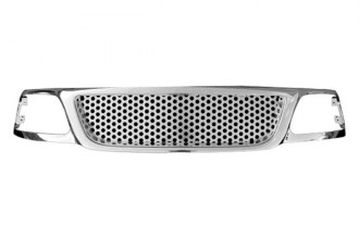 RI® - Large Round Hole Denali Style Chrome Grille Replacement