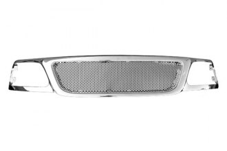 RI® - Denali Style Small Round Hole Chrome Grille Replacement