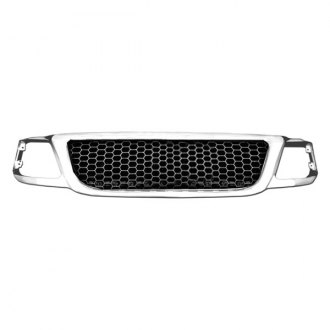 RI® - Chrome Honeycomb Replacement Grille