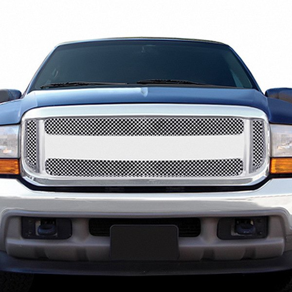 RI® - Chrome Mesh Grille Replacement