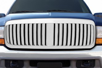 RI® - Lincoln LT Style Chrome Vertical Billet Grille