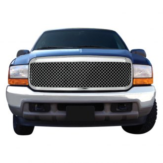 RI® - Chrome Mesh Grille