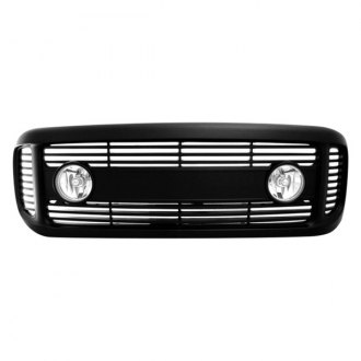 RI® - Black Billet Grille with Light