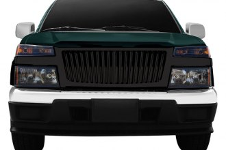 RI® - Vertical Style Black Replacement Grille