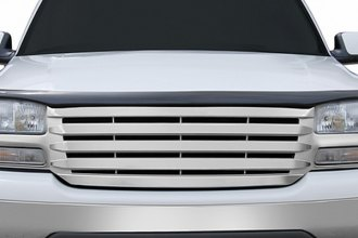 RI® - Chrome Horizontal Bar Style Billet Grille Replacement