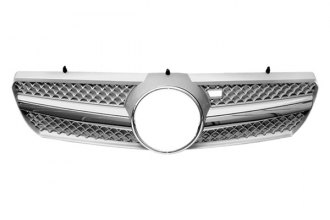 RI® - Silver and Chrome Replacement Grille