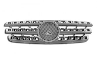 RI® - Silver and Chrome Grille Replacement