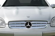 RI® - Chrome with Gray Grille Replacement