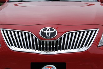 RI® - Vertical Style Chrome Replacement Grille
