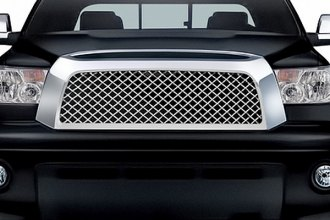 RI® - Chrome X-Replacement Mesh Grille