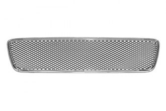 RI® - Aluminum Style Chrome Frame Replacement Mesh Grille