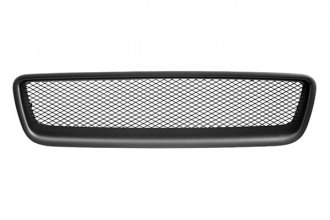 RI® - R-Type Frame Aluminum Style Matte Black Replacement Mesh Grille