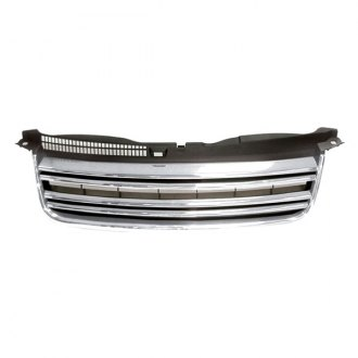 RI® - Chrome-Black Horizontal Bar Style Billet Grille