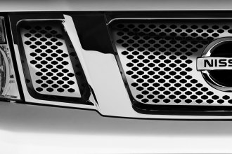 RI® - Chrome Punch-Oval Main Grille