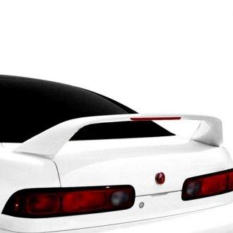 Acura Integra Spoilers Custom Factory Lip Wing Spoilers - Acura integra type r wing