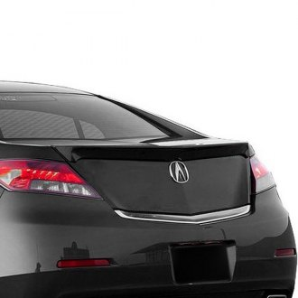 2012 acura tl spoilers custom factory lip wing spoilers. Black Bedroom Furniture Sets. Home Design Ideas