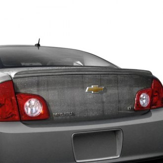 RI® - Custom Style Rear Lip Spoiler (Unpainted)