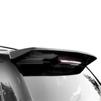 RI® - Custom Style Fiberglass Flush Mount Rear Spoiler (Unpainted)