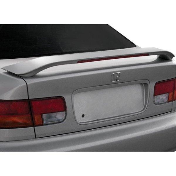 Honda Dealers In Ri: Honda Civic 1999 Factory Style Rear Spoiler With Light