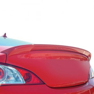 RI® - Custom Style Flush Mount Rear Spoiler (Unpainted)