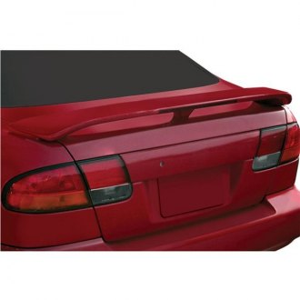 RI® - Factory Style Rear Spoiler with Light