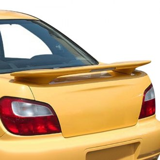 RI® - Factory Style 2-Post Rear Spoiler with Light (Unpainted)