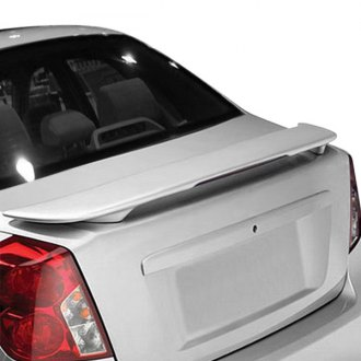 RI® - Custom Style Rear Spoiler with Light (Unpainted)