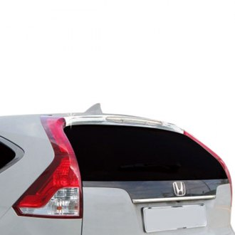 RI® - Chrome Rear Roof Spoiler