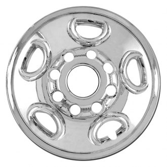RI® - 16'' 5 Flat Spokes Chrome Wheel Skins