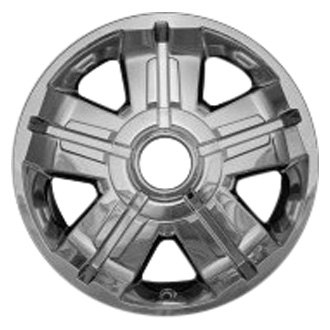 "RI® - 18"" 5 Spokes Chrome Wheel Skins"