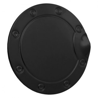 RI® - Black Stainless Steel Gas Cap Cover