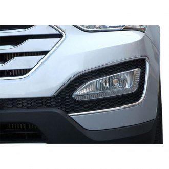 RI® - Chrome Fog Light Bezels