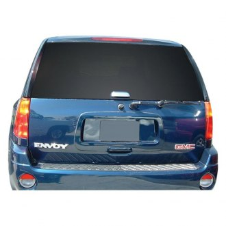 RI® - Chrome Top Hatch Glass Handle Cover