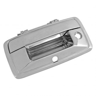 RI® - Chrome Replacement Tailgate Handle Cover