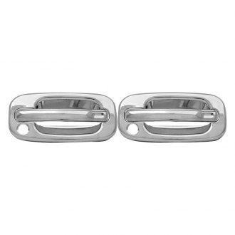 1999 chevy silverado chrome door handles for 03 silverado door handle replacement