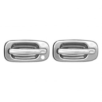 RI® - Polished Stainless Steel Door Handle Covers
