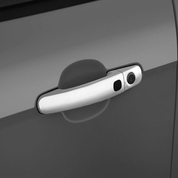 Ri ford escape 2013 chrome abs plastic door handle covers - 2013 ford escape interior door handle ...