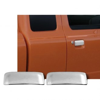 RI® - Chrome ABS Plastic Door Handle Covers