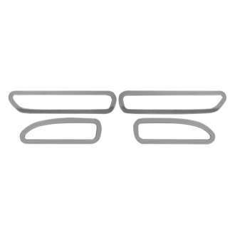 RI® - Bumper Side Marker Light Bezels