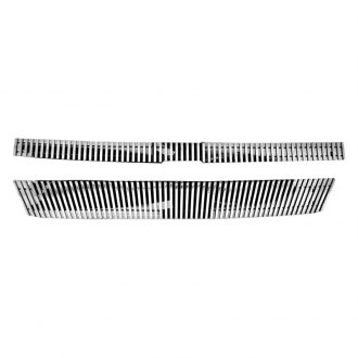 RI® - Vertical Bar Style Billet Grille Overlay