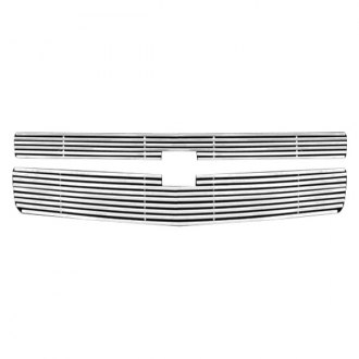 RI® - Chrome Wide Bar Billet Main Grille
