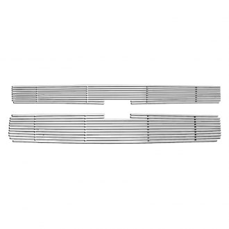 RI® - Chrome Wide Bar Billet Grille